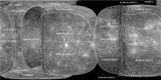 Plan Your Space Vacation with the First Ever Map of Mercury