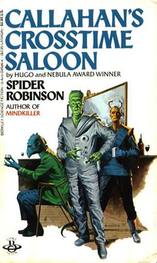 You Can Help Spider Robinson Just By Reading (And Buying) New Science Fiction