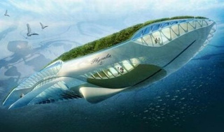 Biotech Water-Purification Boat To Make The Rivers Of Europe Drinkable