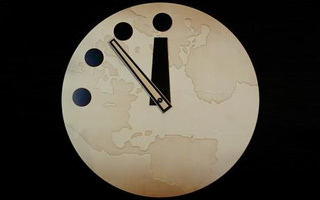Armageddon Slightly Delayed, Say Keepers of the Doomsday Clock