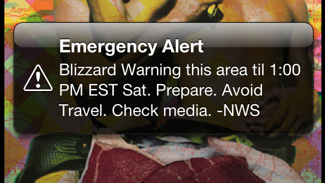 Click here to read That Blizzard Emergency Warning Text That Just Scared The Bejeezus Out of You