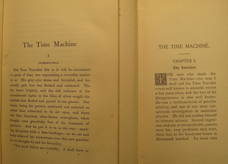 An Alternate History Of H.G. Wells' Time Machine