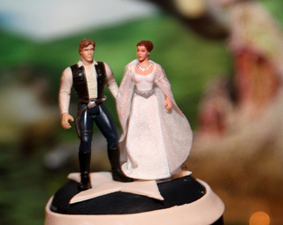 Geek Weddings: Dinosaurs, Science Experiments And Han Solo
