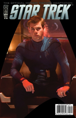 Star Trek #1 Preview