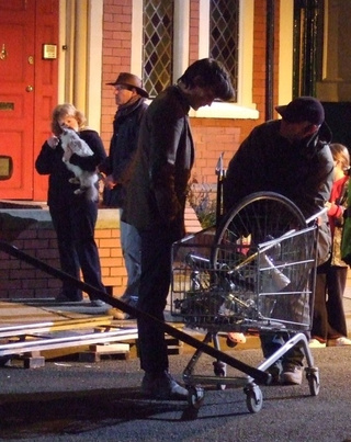 Even More Doctor Who Filming Pics