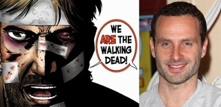 Love Actually Star Will Slay Zombies In Walking Dead