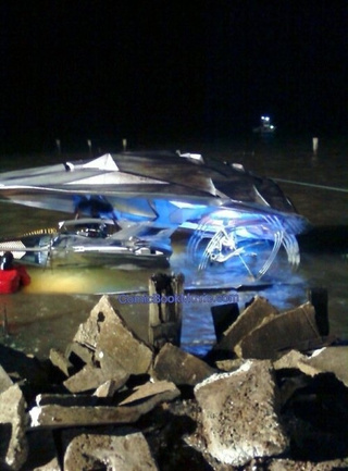 Is This Abin Sur's Crashed Spaceship From The Green Lantern Movie?