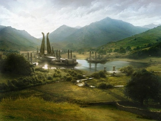 The Virtual Beauty of Matte Painting