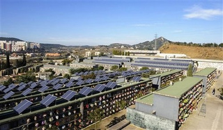 A Graveyard For Our Solar-Powered Future, In Spain