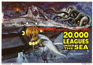 David Fincher To Tackle Disney's 20,000 Leagues Under The Sea Remake