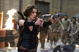 Resident Evil Afterlife Gallery