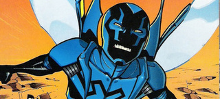 Is a Blue Beetle live-action TV series on the way?