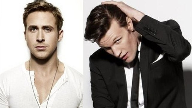 Click here to read Ryan Gosling and Matt Smith are making a movie together!
