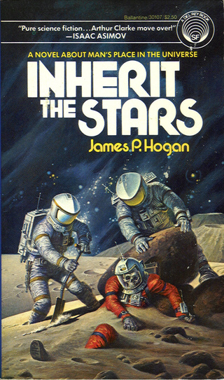 R.I.P. hard science fiction writer James P. Hogan