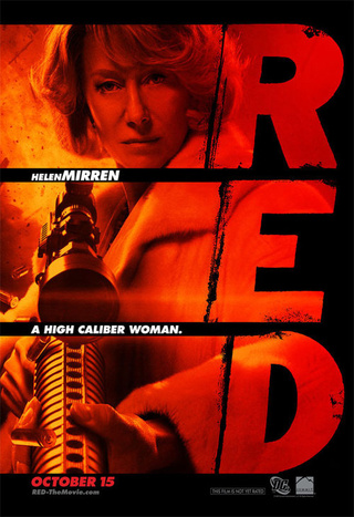 Red Helen Mirren Poster Gallery