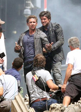 Transformers 3 Set Photos Gallery