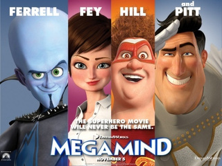 Megamind Gallery