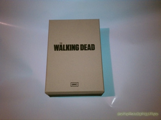 Walking Dead Press Packet Pics