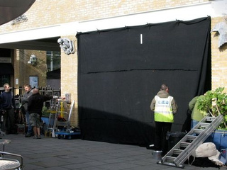 Doctor Who Set Pictures