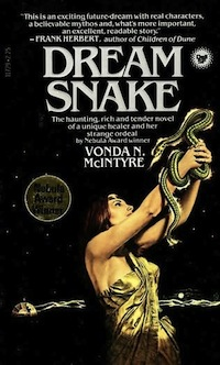 Dreamsnake: The controversial Hugo winner that's no longer in print