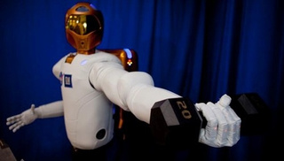 Robonaut counting down to his launch date