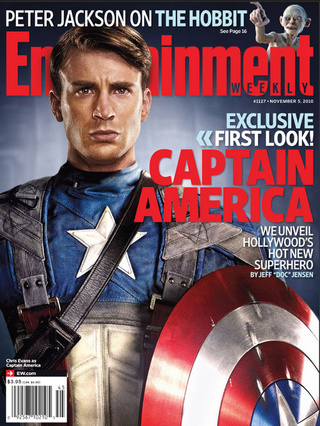 Captain America pix