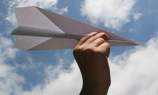 Build the ultimate paper airplane
