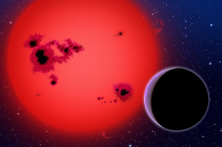 "Steamy alien planet reveals atmosphere of giant ""super-Earth"" for the first time ever"