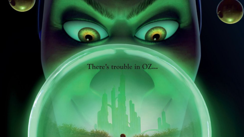 Dorothy of Oz teaser poster