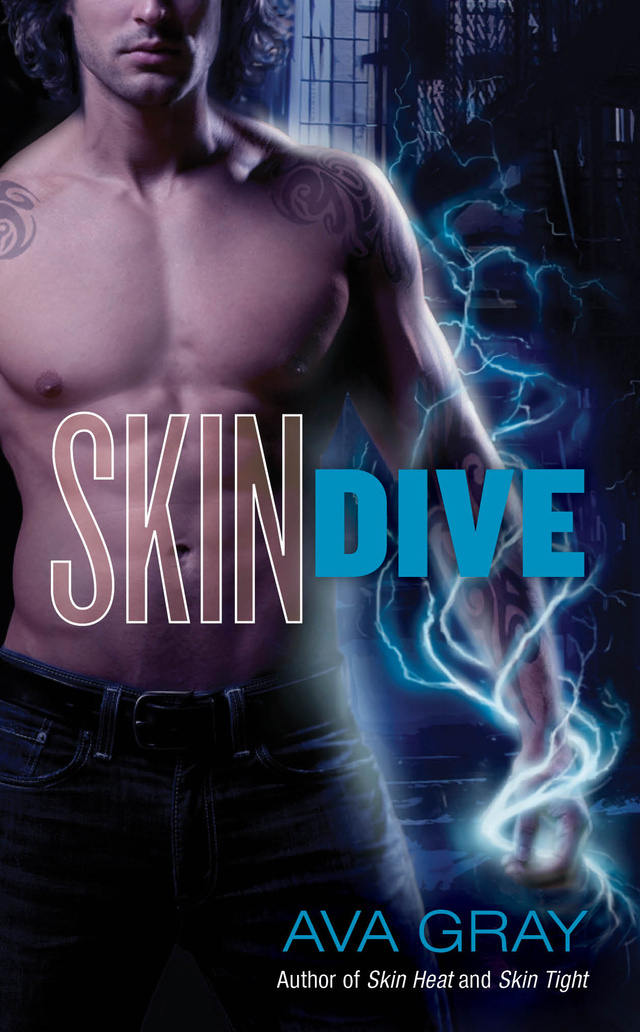 The Latest Paranormal Book Cover Trend: Tattooed Man-Pecs