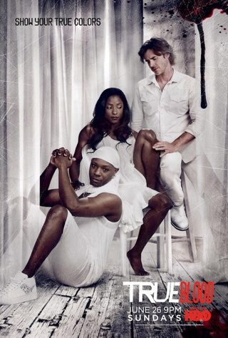 True Blood Season Four Posters