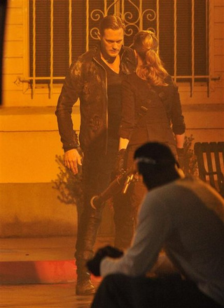 True Blood Set Pictures