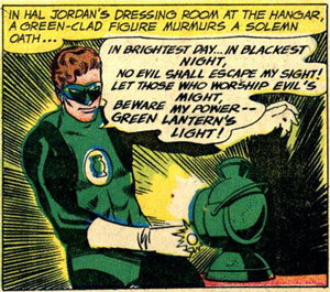A beginner's guide to Green Lantern