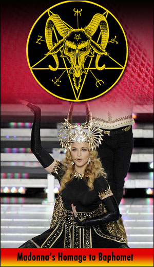 The Secret Satanic Conspiracy Behind Madonna's Halftime Show
