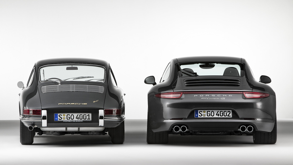 The Porsche 911 Is 50 Years Of Pure Evolution