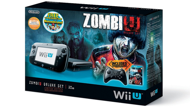 Wii U Gets A $390 ZombiU Package