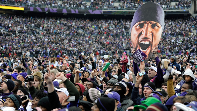 Ravens Parade Enjoyed By All, Minus The Stabbing And Trampling