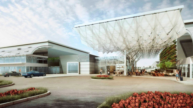 Click here to read Apple Builds a Spaceship, Google Gets an Airport
