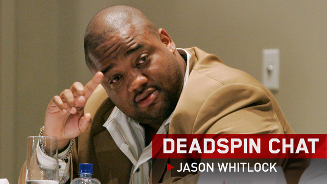 Jason Whitlock Is Here To Accept Prizes And Answer Your Questions