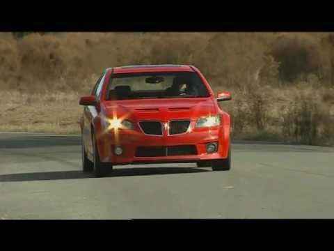 Click here to read 'The Pontiac G8 GXP Is Based On The Commodore From GM's Australian Holden Division'