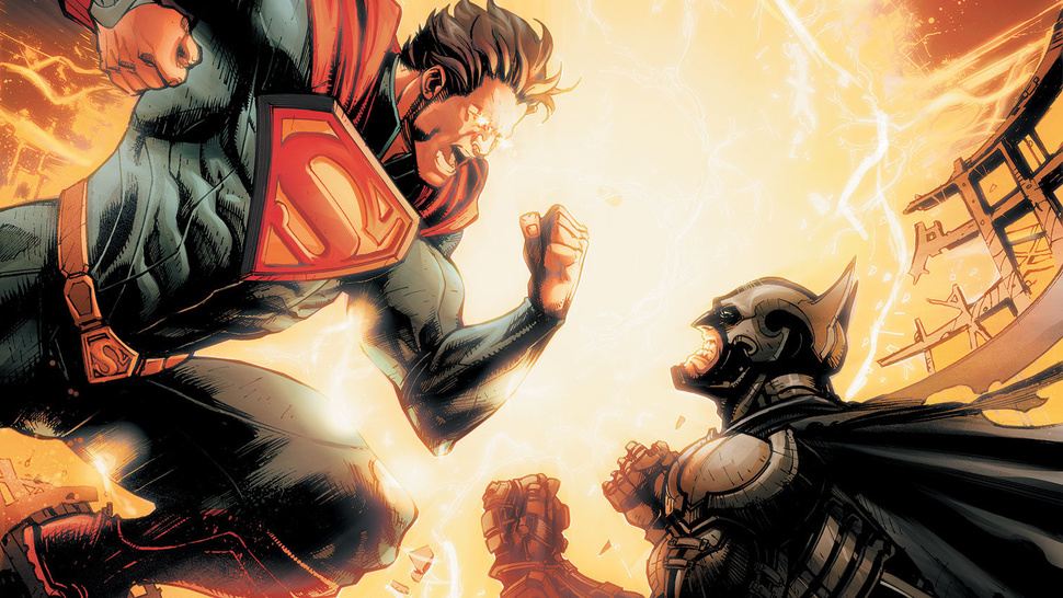 In This Week's <em>Injustice</em> Comic, Superman Does the One Thing Batman Never Would