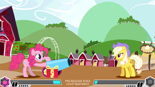 Nixed My Little Pony Fighting Game Gets Help from Friendship is Magic Creator