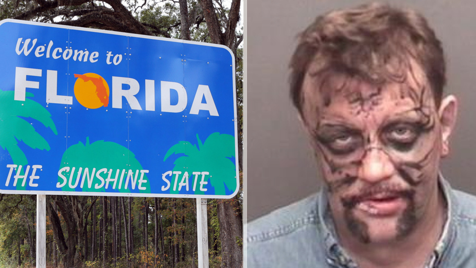 Florida Man Is America's Worst Superhero