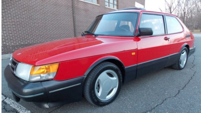 Click here to read This Museum-Grade Saab 900 SPG Is For Sale, So Bring Lots Of Cash