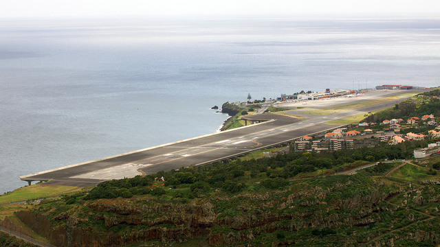 23 Terrifying Runways That Will Stoke Your Fear of Flying