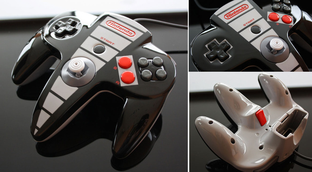 I Never Thought I'd See An N64 Controller As Beautiful As This One