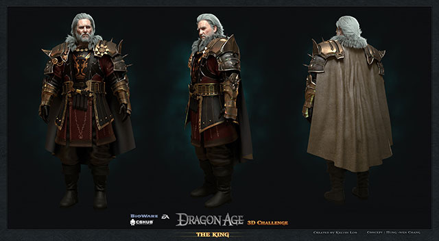 These Dragon Age Characters Aren't Real, But They Damn Well Should Be