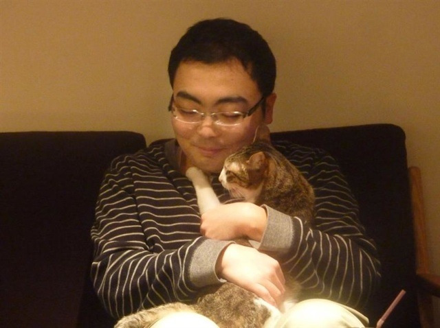 The Arrest of Japan's Most Wanted Troll Leads to Cute Cat Pic