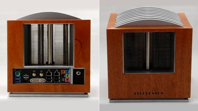 An Art Deco PC Case: Brilliant