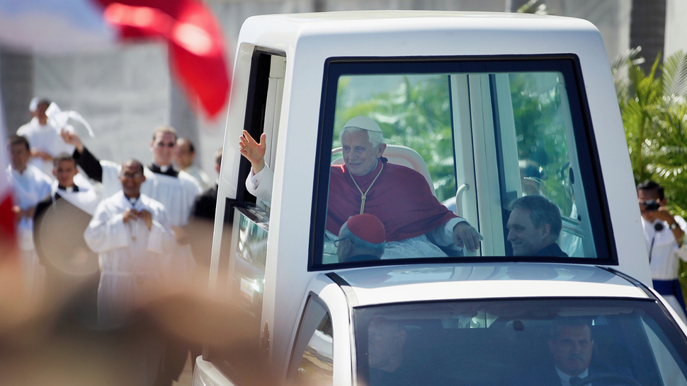 What's Gonna Happen To The Popemobile?